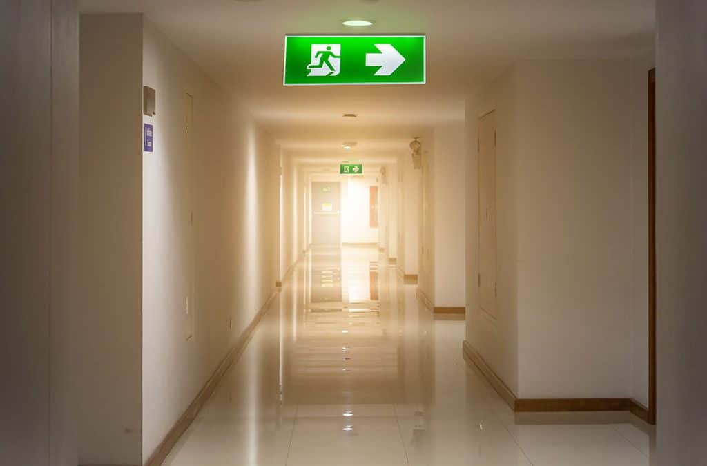 Commercial Emergency Lighting Installation in Essex London